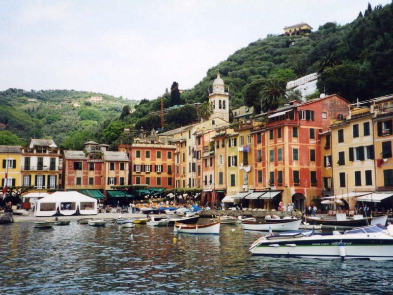 Portofino_haven