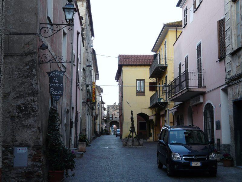 Albenga_historischcentrum