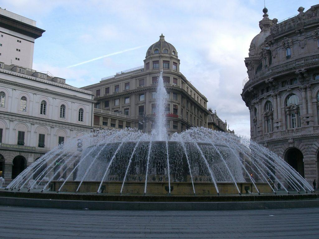 genua piazza