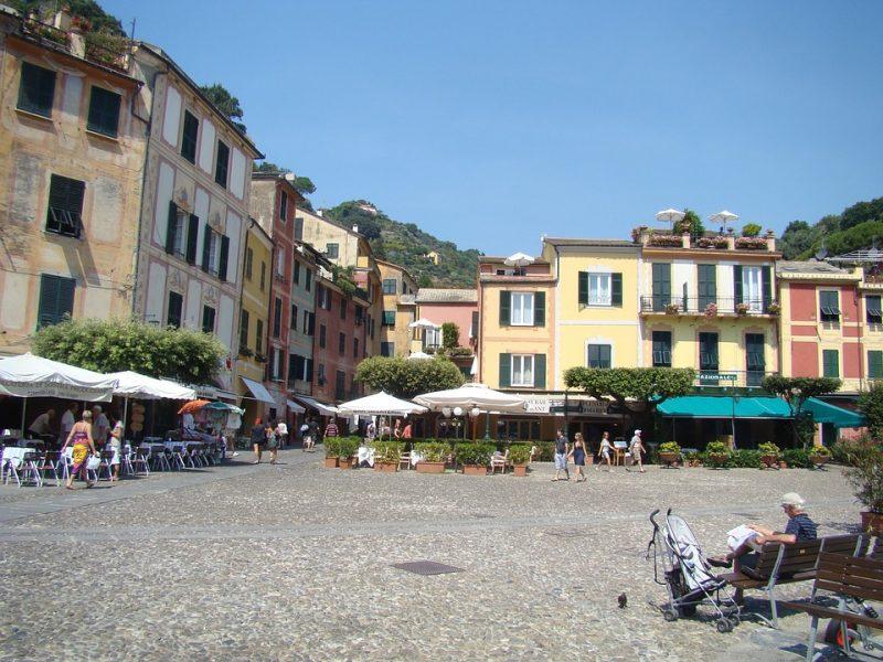 Portofino-plaza