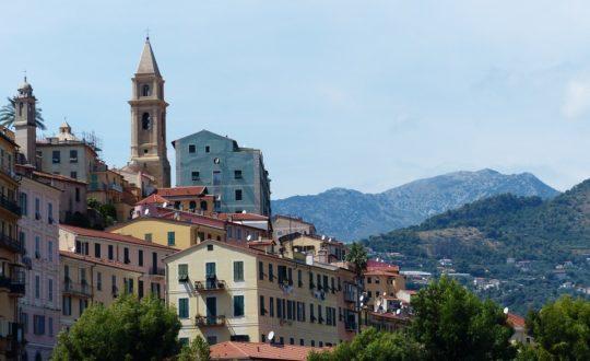 Ventimiglia: 20.000 stappen naar Frankrijk
