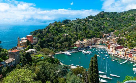 Stedentip: het kleurrijke Portofino