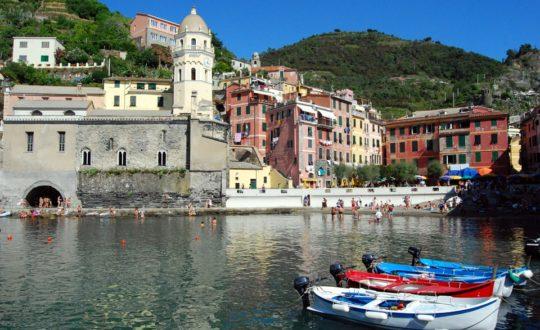 Haal het meeste uit je bezoek aan Cinque Terre