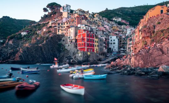Leuke to do's in Cinque Terre