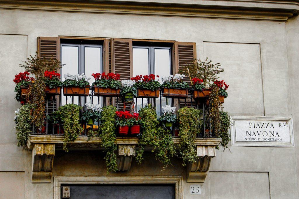 Kleurrijk dorpje San Remo