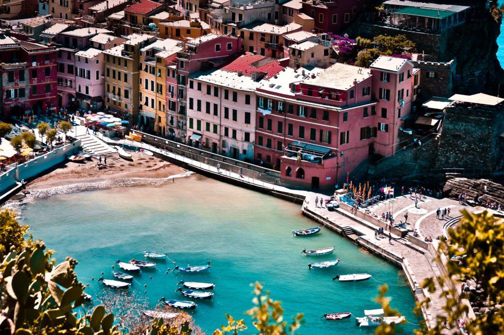 Rondreis door Italië